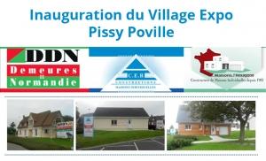 Inauguration du Village Expo - Pissy Poville