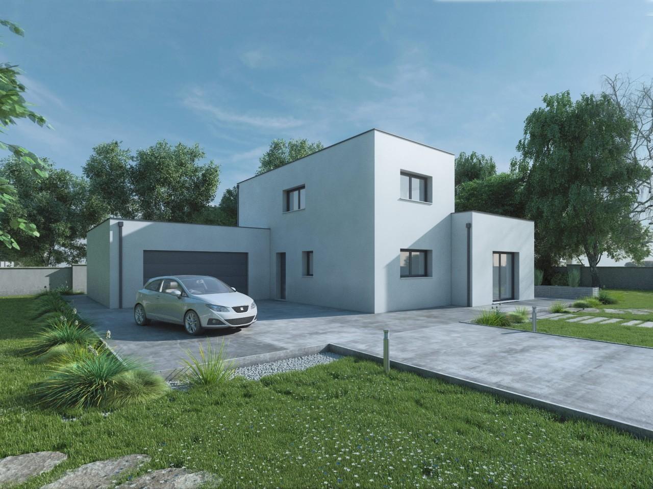Modèle maison CASA GRANDE