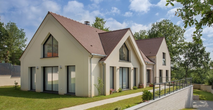 Yvelines tradition constructeur de maisons individuelles for Constructeur maison moderne yvelines